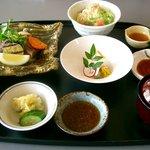 日本料理 羽衣 - 網焼膳