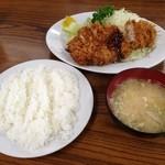 30300269 - 上とんかつ定食¥1,150