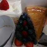 パールモンドール - ケーキたち
