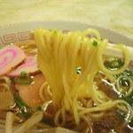 30302545 - 細めの麺