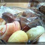 ミニヨン - 人気ものセット&チョコクッキー ¥766→¥540