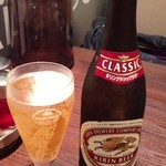 30303636 - ビールはクラッシックラガー中瓶
