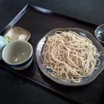 葵 - 料理写真:ざるそば(850円)