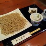 蕎壽庵 - もり(824円※税込)