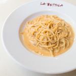ラ・ベットラ・ビス - 新鮮なうにのスパゲティ