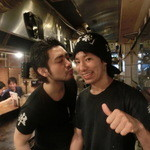 鉄板神社 - ノリの良い店長とスタッフ。ボケにツッコミに、レスポンス抜群で嬉しかったな~
