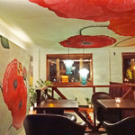 Rue Favart - 2Fは赤いケシのお部屋