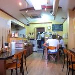 さくら食堂 - 2014年4月店内改装。