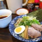 """さくら食堂 - 広島風""""辛つけ麺¥780"""