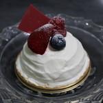 パティスリープロヴァンスノモリ - スイーツレアチーズ