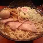 麺屋大斗 - 特性ラーメン中盛