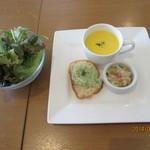 ピーティーキッチン - 料理写真:サラダ&アミューズ