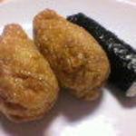 マルヤ - いなり寿司、かんぴょう巻き
