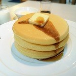 神戸北野エミシアカフェ - ふわふわパンケーキ
