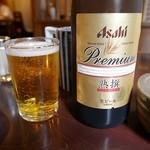 神田きくかわ - ビール