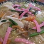 西海亭 - 「長崎皿うどん」(920円)軟らかい麺