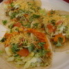 Cowboys & Turbans - 料理写真:tandoori tacos (chicken)