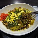 30319648 - 麺は和蕎麦ではなく中華麺