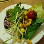 トラジ葉菜 - サラダ