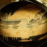 懐石料理 桝田 - 御椀の蓋