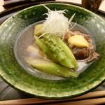 懐石料理 桝田 - 煮物