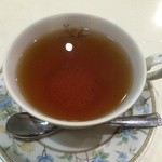 茶房本社 - 朝定食 のドリンク