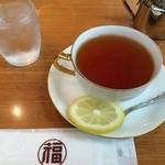 丸福珈琲店 - レモンティー
