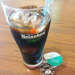 オッサ - セットのアイスコーヒー 2014.09.