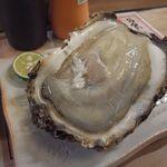 よってけふうちゃん - 岩牡蠣