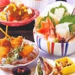 北海道料理ユック 北の海道 - 鮭のちゃんちゃん焼き会食