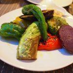 30329910 - 有機焼き野菜のバーニャカウダー