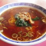 太鳳 - 料理写真:セット・ラーメン