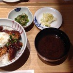30331073 - 味噌カツ丼のセット
