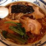 30332131 - 看板のチャーシュー麺