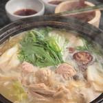 鳥彩 - こだわりスープの水炊き