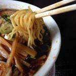 30333711 - 麺(肉玉らーめん)