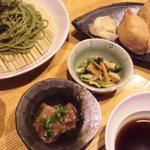 咲咲 - 茶蕎麦定食