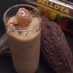 カカオサンパカ カフェ - ショコラデベジョータ