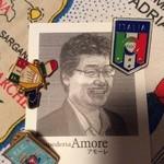 ホスペデリアアモーレ - イタリア調理師連盟海外本部にも名を連ねるオーナー