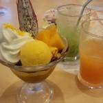 ジョナサン 山下公園店 - 夏メニュー