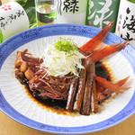 魚王KUNI - 金目鯛の煮付け