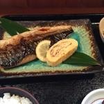 田や - 鯖の塩焼き