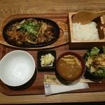 Tam-bo - ジンギスカン定食♡