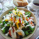 30342051 - salad set lunch