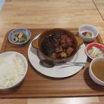 30342157 - ランチ 麻婆豆腐 972円