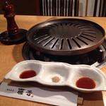 焼肉割烹藤吉 -