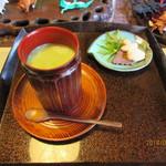 風らん - 料理写真:抹茶オーレ&クッキー