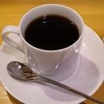 ルナ カフェ - ブレンドコーヒー(450円)