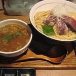 麺と心 7 - 鰹白湯つけ麺