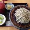 たけやま - 料理写真:ざるそば(十割)